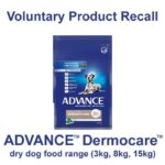Advance Pet Food Recall